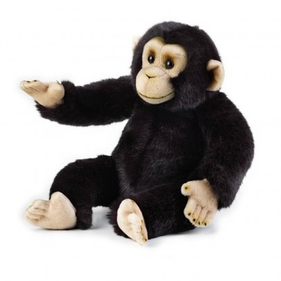 National Geographic Chimpanzee Cuddly Toy 36cm-listing