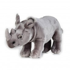 product-National Geographic Rhinoceros Cuddly Toy 34cm