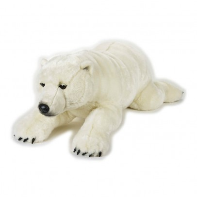 National Geographic Polar Bear Cuddly Toy 118cm-listing