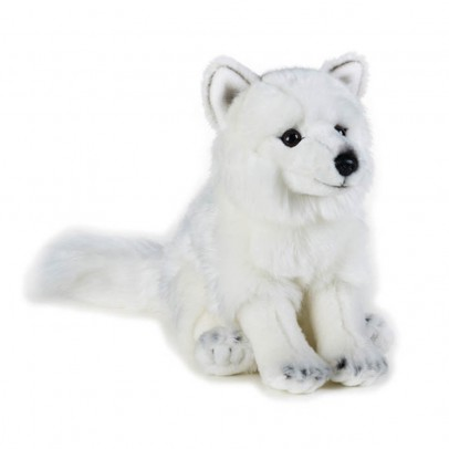 National Geographic Snow Fox Cuddly Toy 24cm-listing