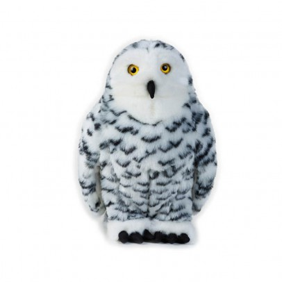 National Geographic Peluche Chouette des neiges 27 cm-listing