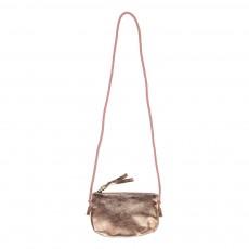 Easy Peasy Kleine Handtasche aus schillerndem Leder-listing