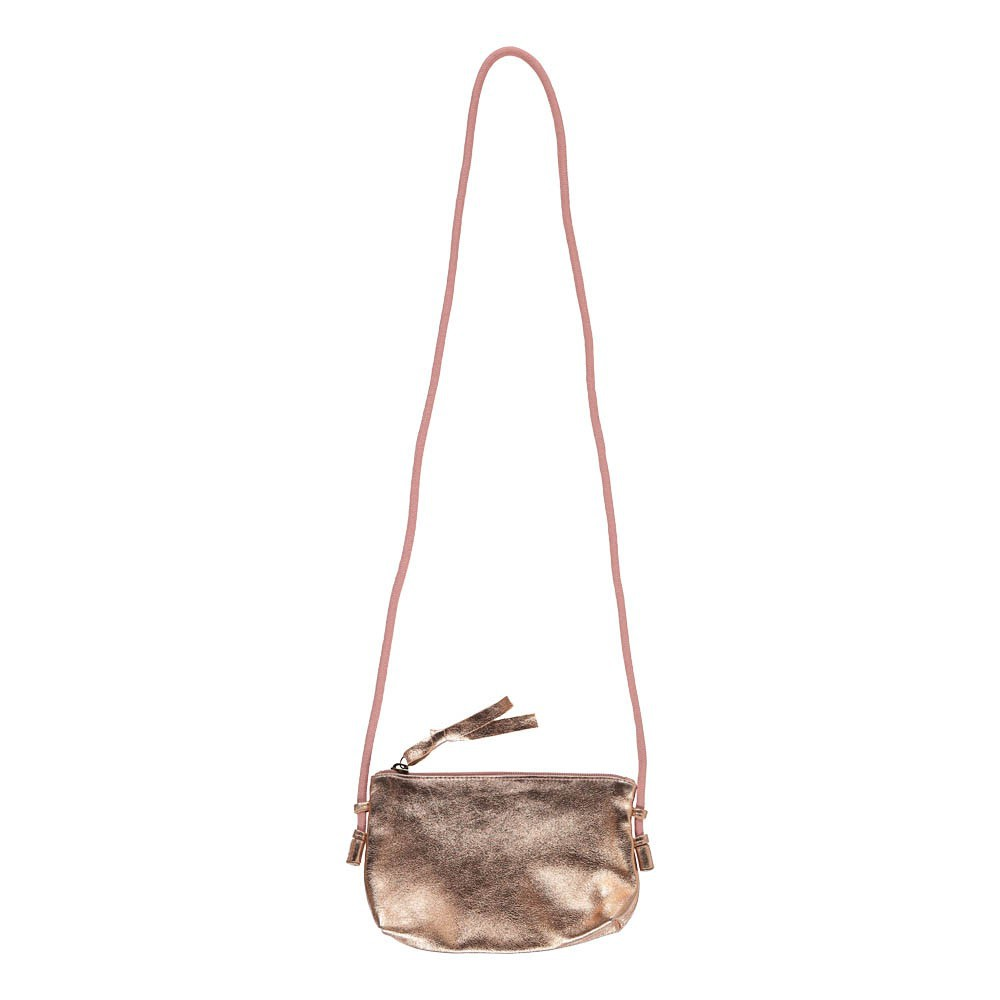 Easy Peasy Iridescent Leather Shoulder Pouch-product