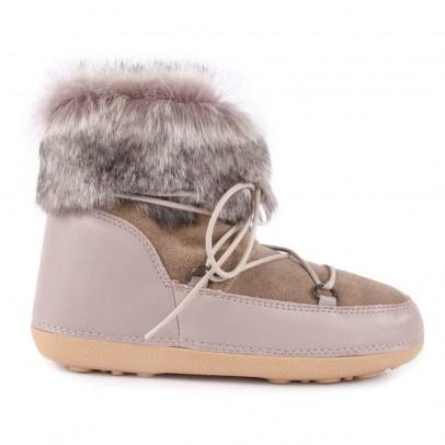 Anniel Boots Fourrées Suède Anouk-listing