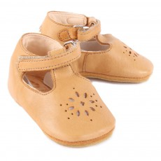 Easy Peasy Lilly Leather Baby Shoes-listing