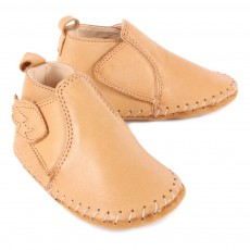 product-Easy Peasy Bomok Velcro Wing Leather Slippers