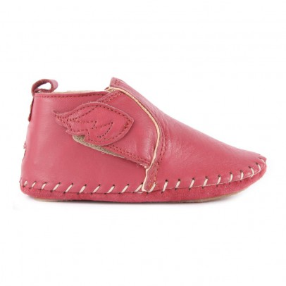 Easy Peasy Chaussons Cuir Scratch Ailes Bomok-listing
