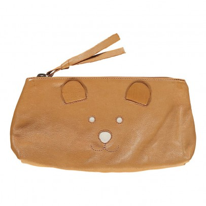Easy Peasy Trousse Cuir Teddy-listing