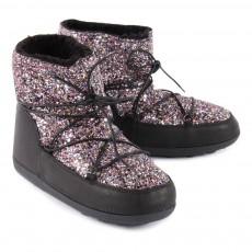 Anniel Boots Fourrées Paillettes Anouk-listing
