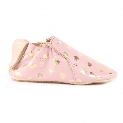 Easy Peasy Blublu Lovely Leather Slippers-listing