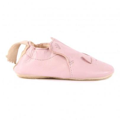 Easy Peasy Blublu Cat Leather Slippers-listing