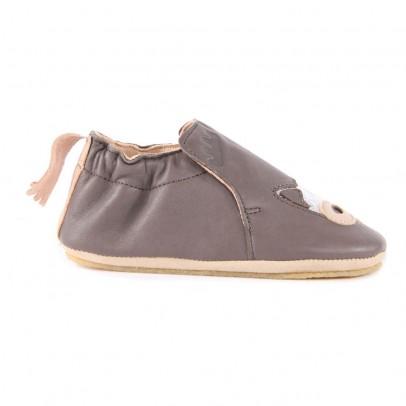 Easy Peasy Blublu Tomcat Leather Slippers-listing