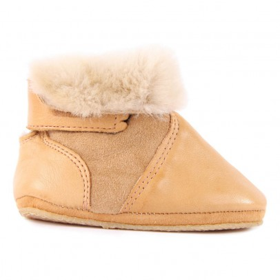 Easy Peasy Boots Fourrées Mouton Scratch Chobotte-listing