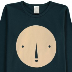 tinycottons Graphic Face T-Shirt-listing
