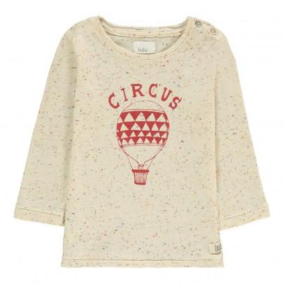 Buho Marl Fleck Hot Air Balloon T-Shirt-listing