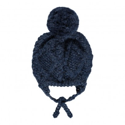 Mademoiselle à SOHO Diamond Pompom Peruvian Hat-listing