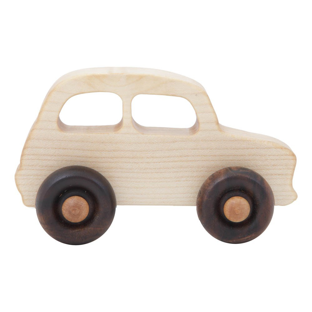 Wooden Story French Style Wooden Car-product