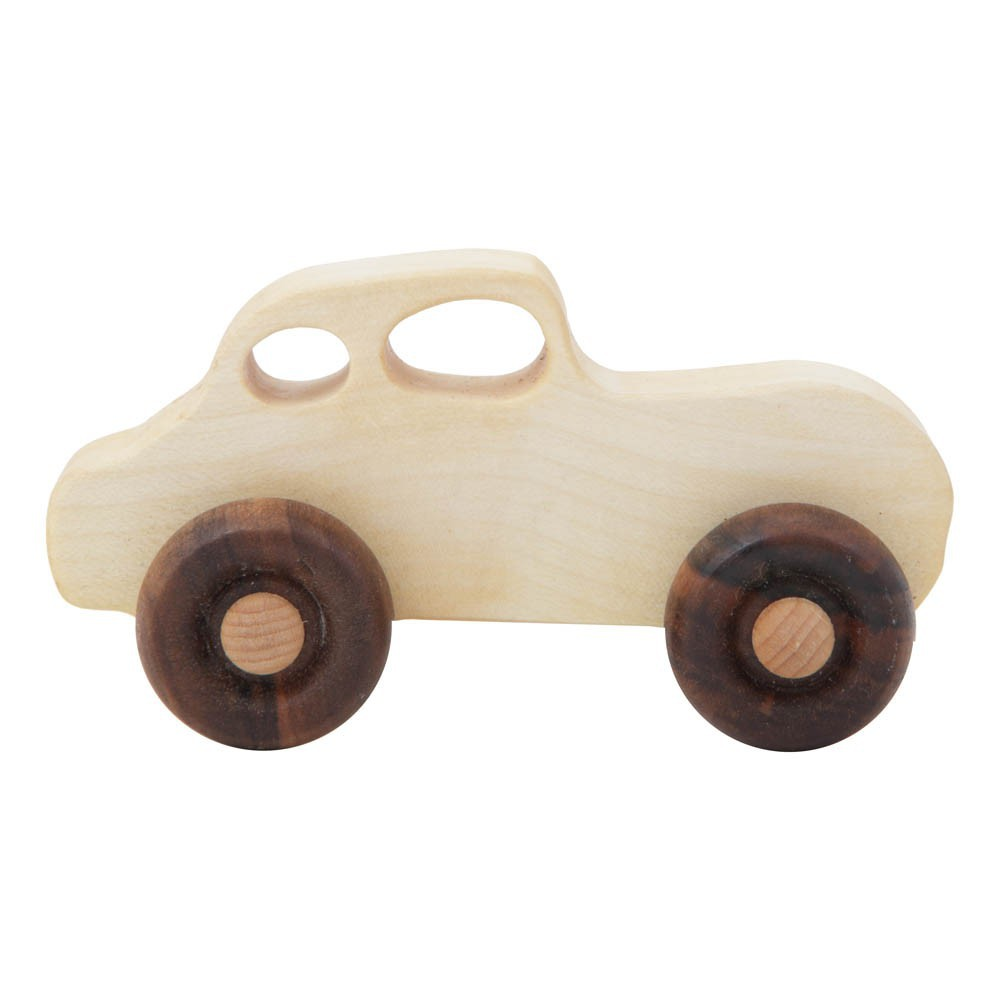 Retro Style Wooden Car-product