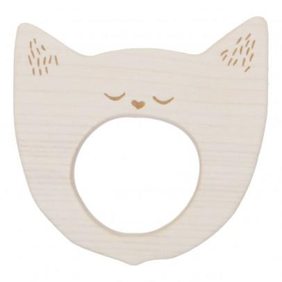 Wooden Story Anneau de dentition en bois chat-listing