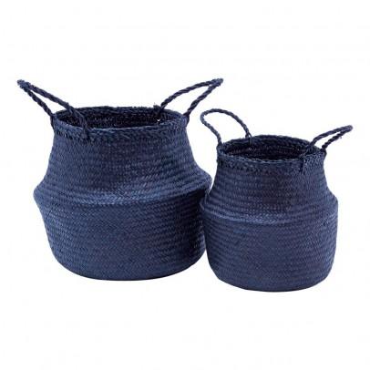 Liv Interior Straw Baskets - Set of 2-listing