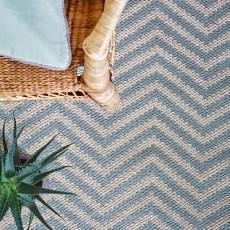 Liv Interior Teppich aus Baumwolle Viva-listing