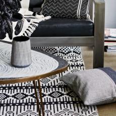 Liv Interior Tapis en coton Panama-listing