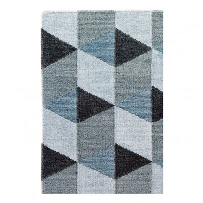 Liv Interior Triangle Cotton Rug 140x200cm-listing