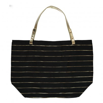 Petite Mendigote Chloé Striped Shopper-listing