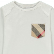 Burberry Tartan Callum T-Shirt with Pocket-listing
