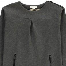 Burberry Zip-Up Lorali Dress-listing