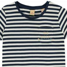 Scotch & Soda T-Shirt Rayé-listing