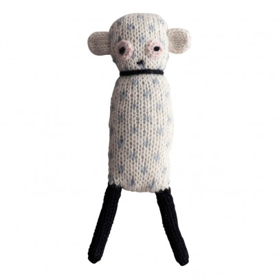 Lucky Boy Sunday Gorby Alpaca Wool Mini Soft Toy 14cm-listing