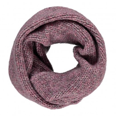 Paade Mode Merino and Alpaca Wool Tube Scarf-listing