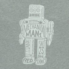 Douuod Camiseta Robot Licaone-listing