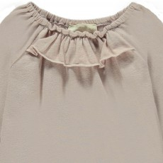 Douuod Lince Blouse with Collar-listing