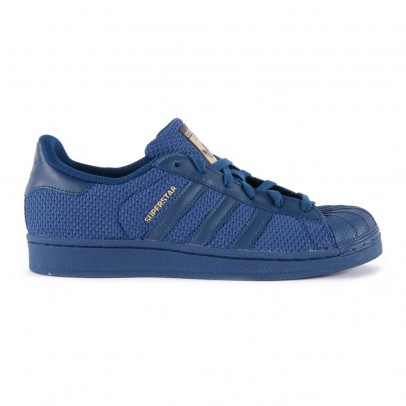 Adidas Baskets Canvas Lacets Superstar-listing