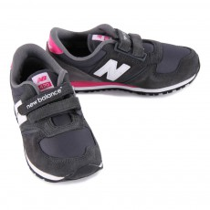 New Balance KE420 Double Velcro Suede Trainers-listing