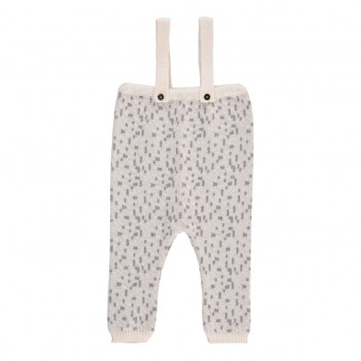 Pequeno Tocon Geometric Trousers with Braces-listing