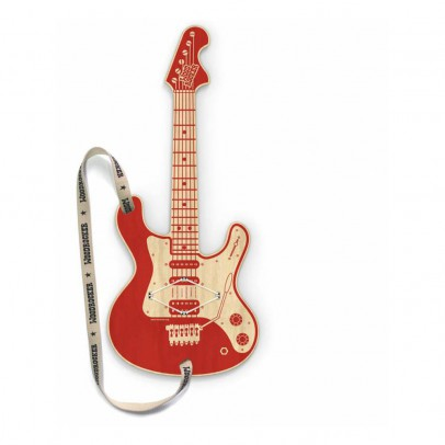 Smallable Toys Woodrocker MP3 Connected Wooden Guitar-listing