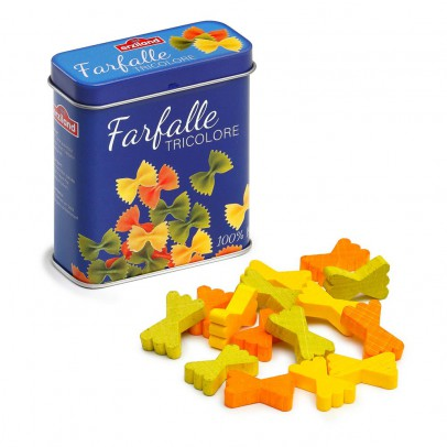 Erzi Boîte de pâtes Farfalle-listing