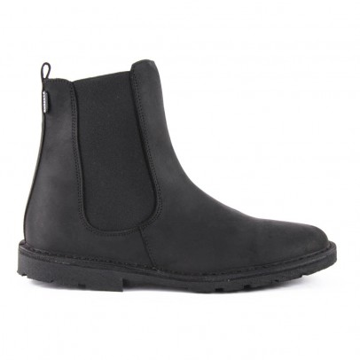 Diggers Boots Chelsea Cuir Zippées-listing