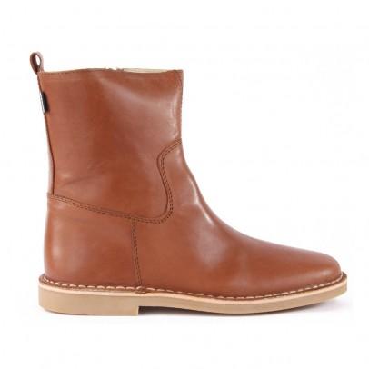 Diggers Boots Cuir Zippées-listing