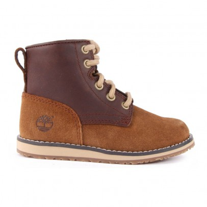 Timberland Newmarket Suede and Leather Boots with Zip-listing