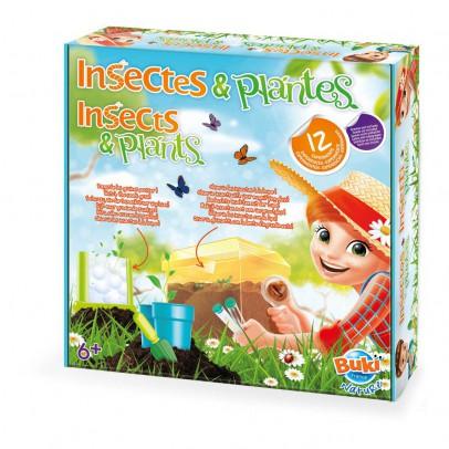 Buki Insectos y Plantas -listing