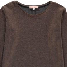 ANNE KURRIS Lurex Maxi T-Shirt-listing
