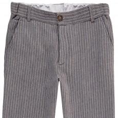 ANNE KURRIS Striped Ono Trousers-listing