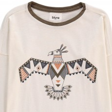 Blune Kids El Condor Indian Totem T-Shirt-listing