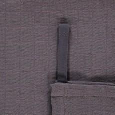 Moumout Lange-plaid 120x120 cm en gaze de coton-listing