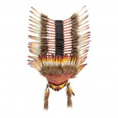 Smallable Toys Cabeza de indio plumas adolescente 50 cm-listing
