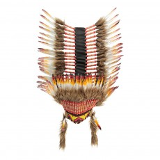 Smallable Toys Coiffe d'indien à plumes ado 90 cm-product